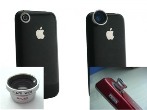 iPhone Zoom Lense