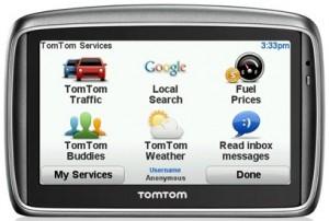 TomTom Go 740