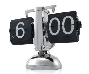 modern-flip-down-clock