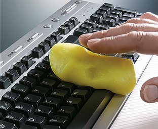 Cyber Clean Keyboard Cleaner