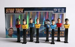 Star Trek Pez