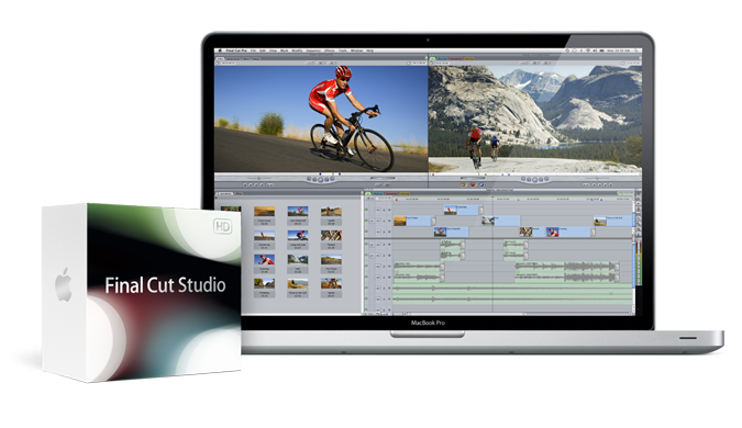 Apple Announces New Final Cut Studio
