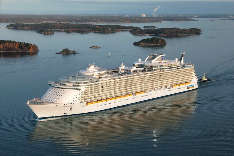 Royal Caribbean goes to 11