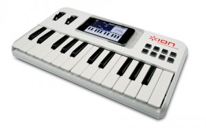 iPhone Piano Keyboard