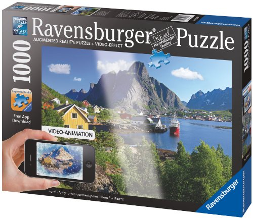 Ravensburger Augmented Reality Puzzles