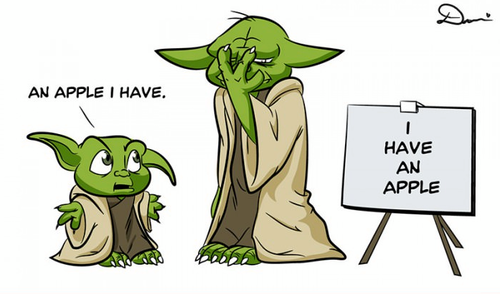 Yoda: Think Different