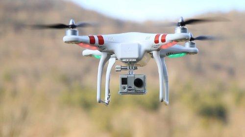 Quad Copter Drone