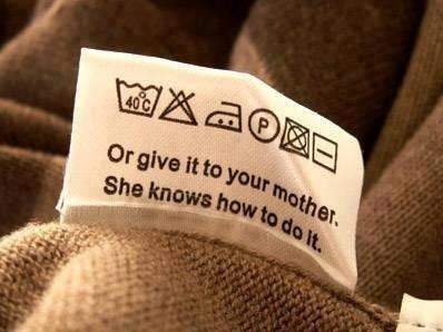 The Best Washing Instructions