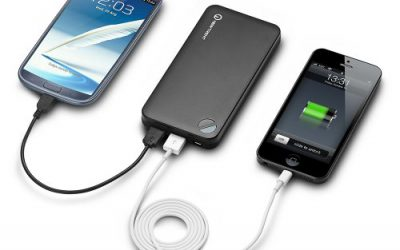Extra Power for your iPhone or iPad