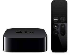 Introducing Apple TV 4