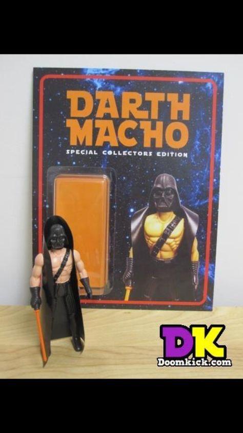 Darth Macho
