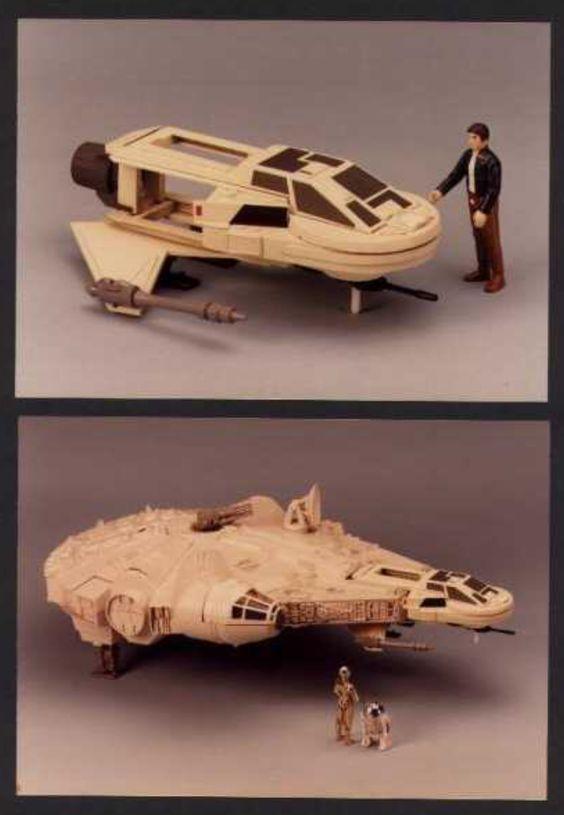Millennium Falcon Escape Pod