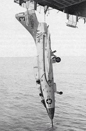 Navy Plane Hooks: Dry Humor