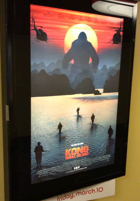 King Kong vs Planet of The Apes