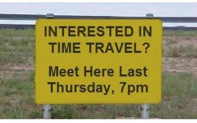 Time Travel Meeting