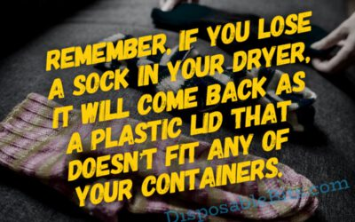 Plastic Lids & Socks