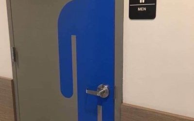 Not opening that door…