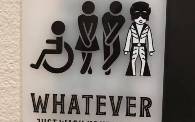 Just wash your hands!