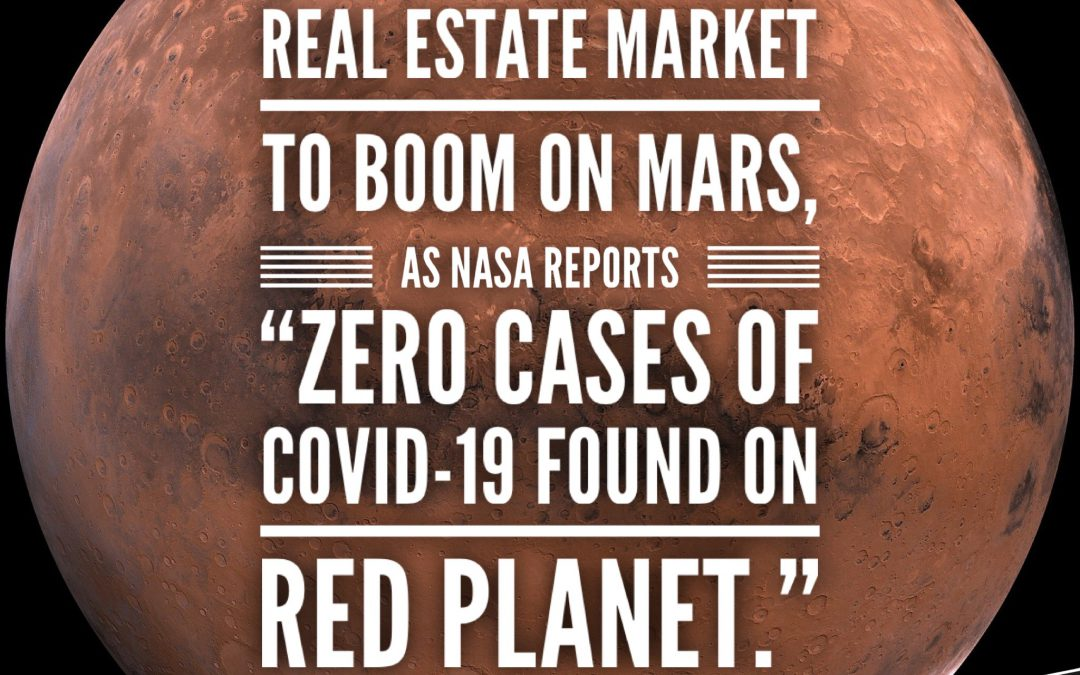 Red Planet Real Estate
