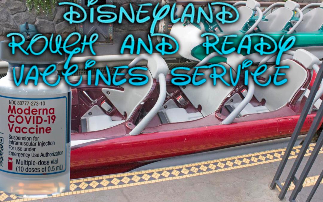Disneyland COVID-19 Vaccinations