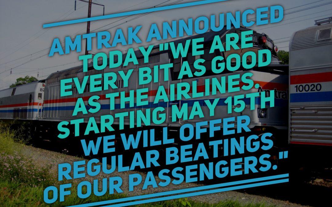 Amtrak Quality